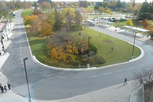 Picture of University Bus Loop